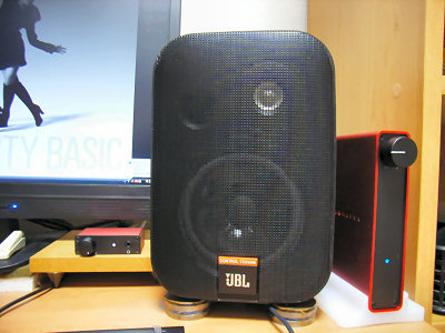 NuForce + NuForce + JBL
