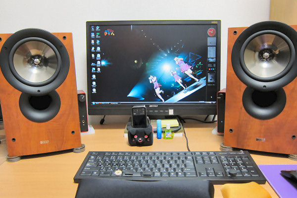 Nufroce Icon HD + Nuforce Icon amp + Kef iQ30